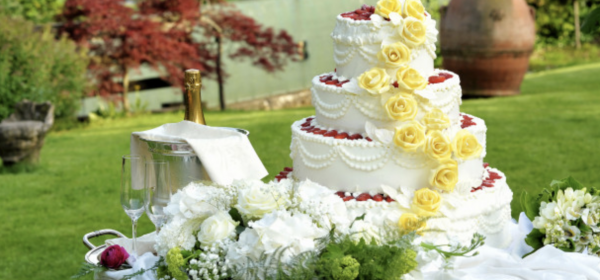 3 Tips On Choosing the Perfect Wedding Cake